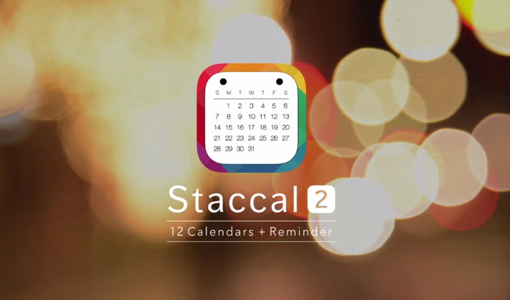 STACCAL2 PREVIEW on Vimeo