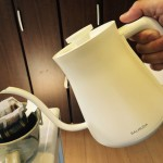 BALMUDA(バルミューダ)の電気ケトル「The Pot」を買って毎日のお茶時間がなんだか楽しみになりました。