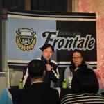「巻き込み力の秘密は『なんかくれ!』」川崎フロンターレの伝説的プロモーター天野春果さんのお話を聞いてラクガキノート描いてきた